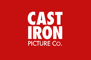 The Cast Iron Picture Company Logo